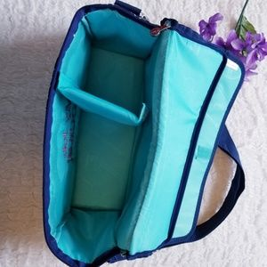 initials inc. Bags - NWT Initials Inc. Insulated Cooler / Lunchbox